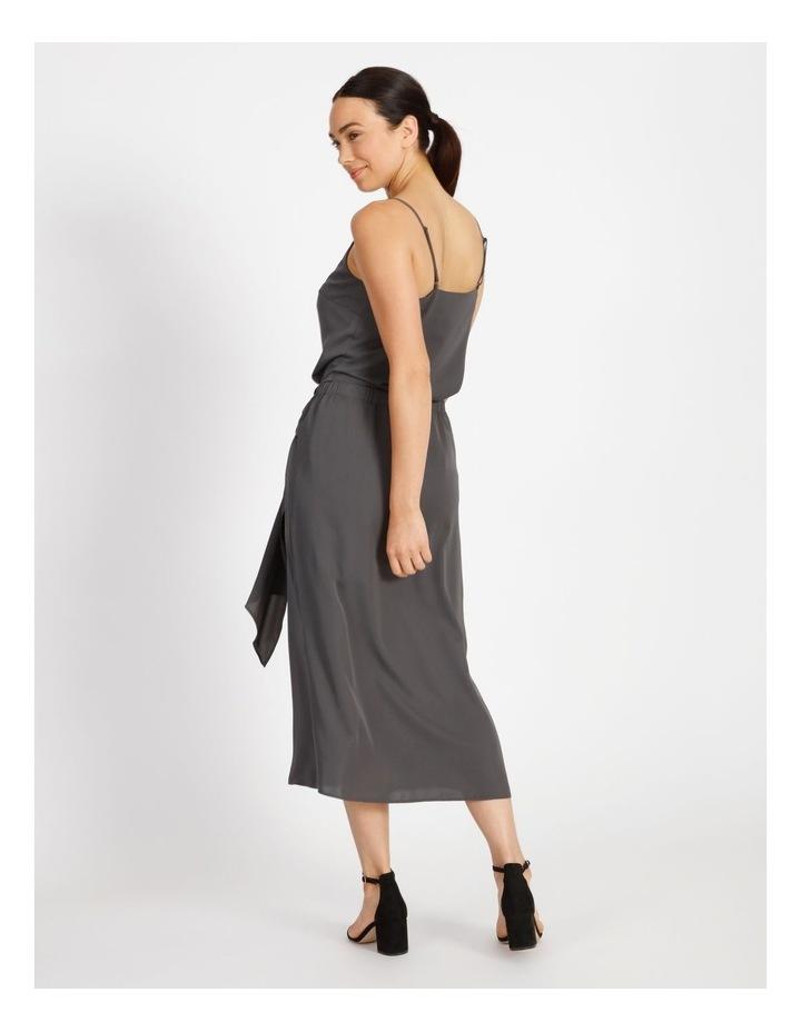 Satin Sarong Skirt image 3