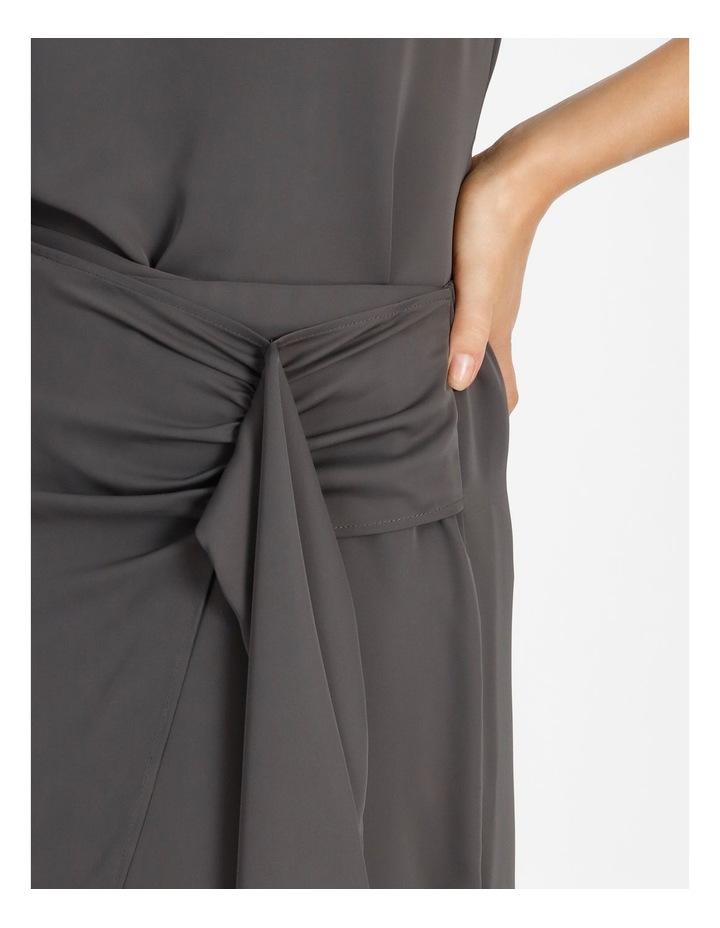 Satin Sarong Skirt image 4
