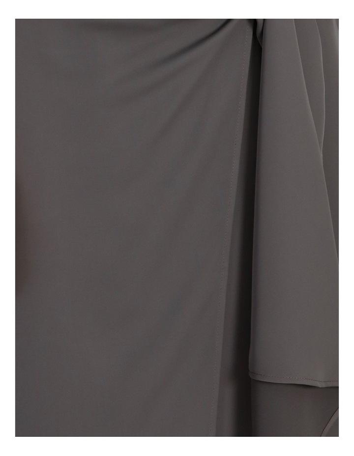 Satin Sarong Skirt image 5