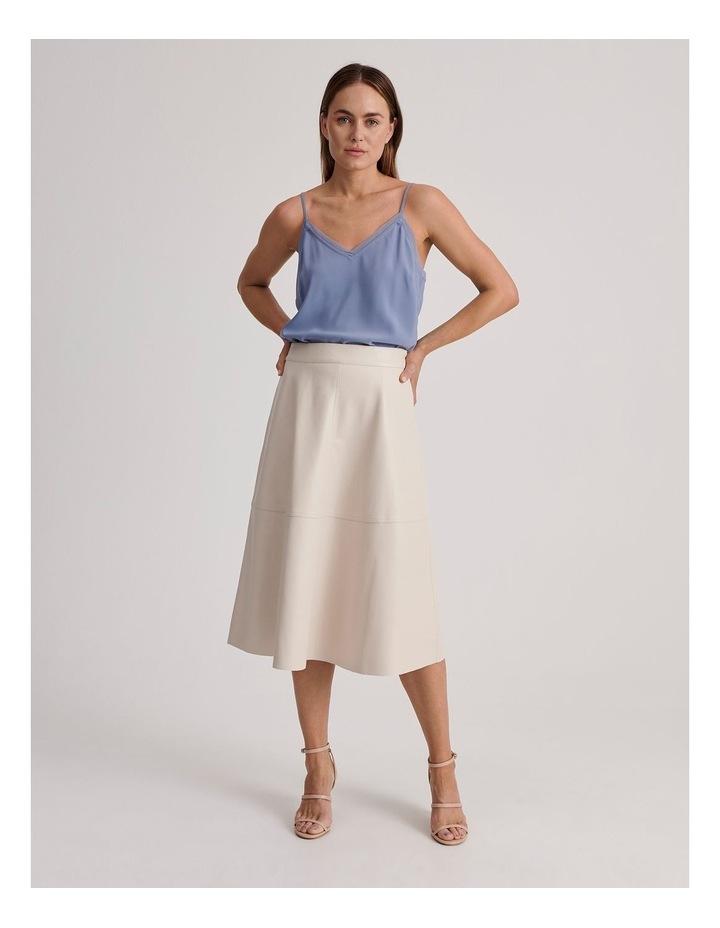 PU Full Skirt image 2