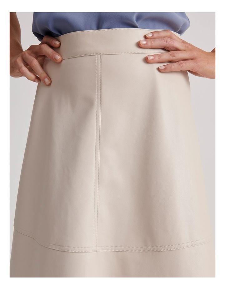 PU Full Skirt image 5