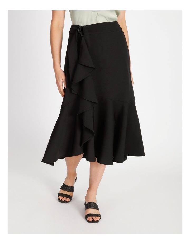 Wrap Ruffle Skirt image 1