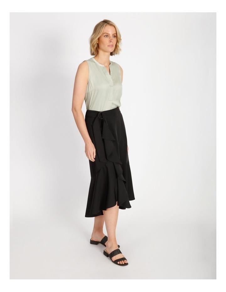 Wrap Ruffle Skirt image 2
