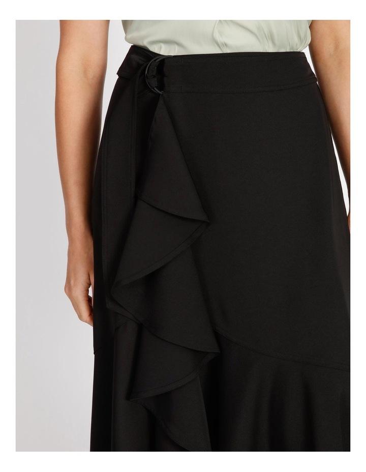 Wrap Ruffle Skirt image 4