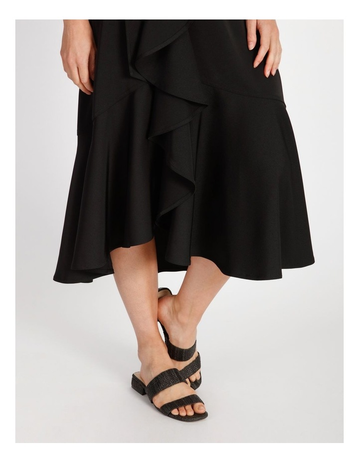 Wrap Ruffle Skirt image 5