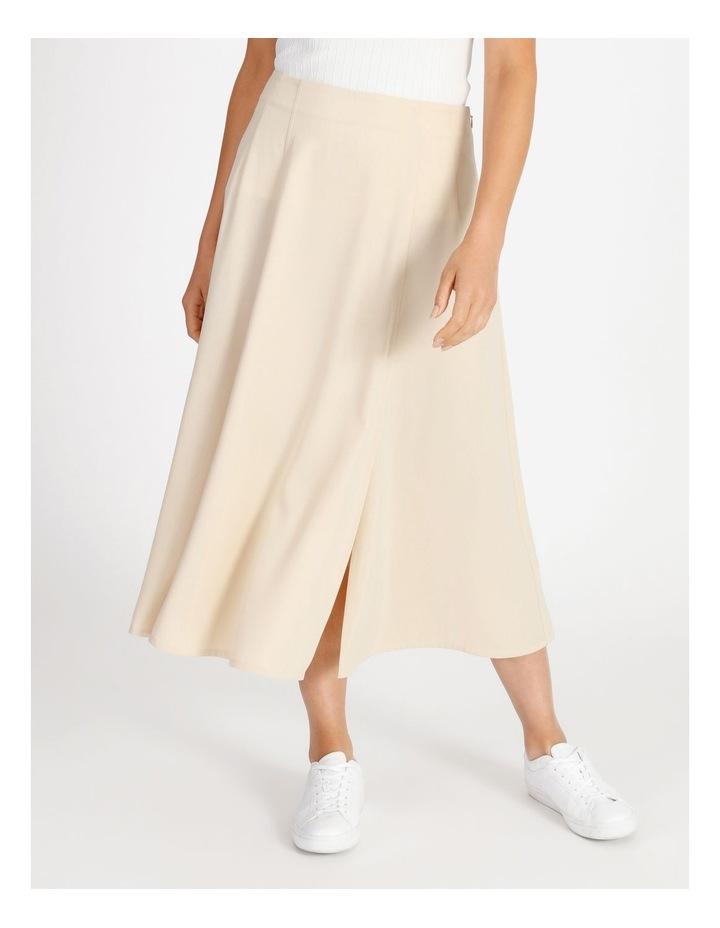 Split Midi Skirt image 1