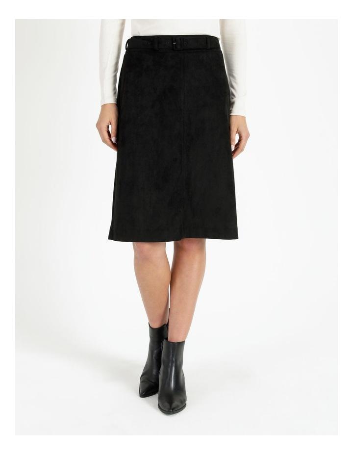 Suedette Skirt image 1