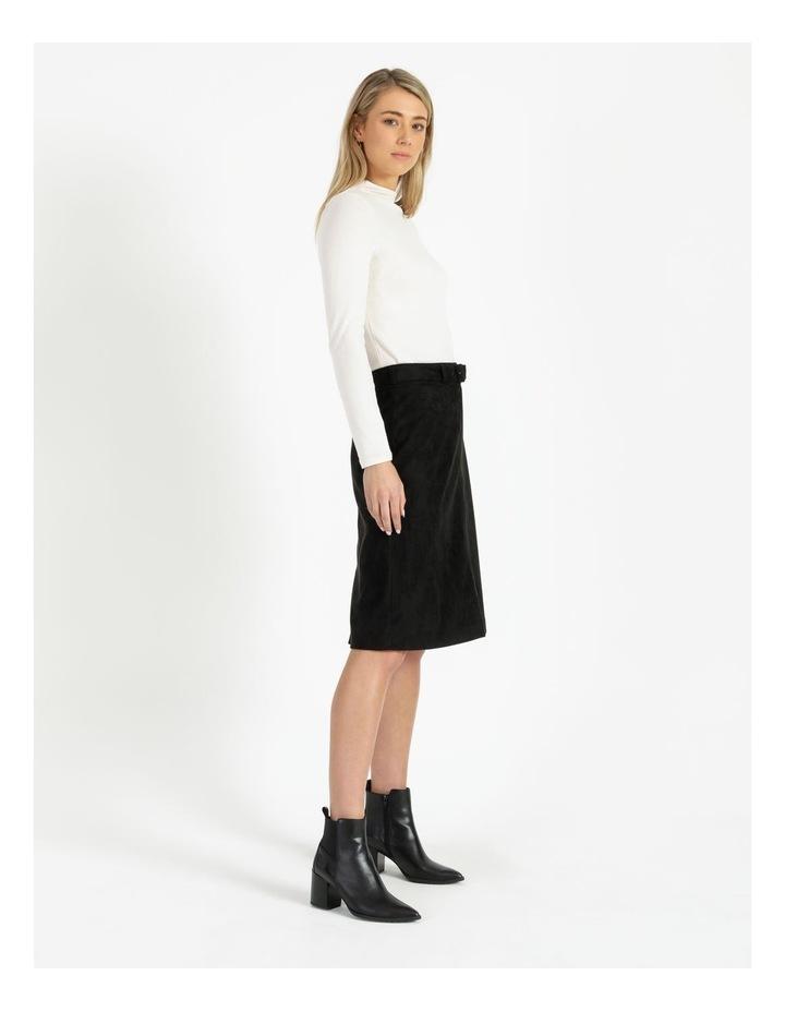 Suedette Skirt image 2