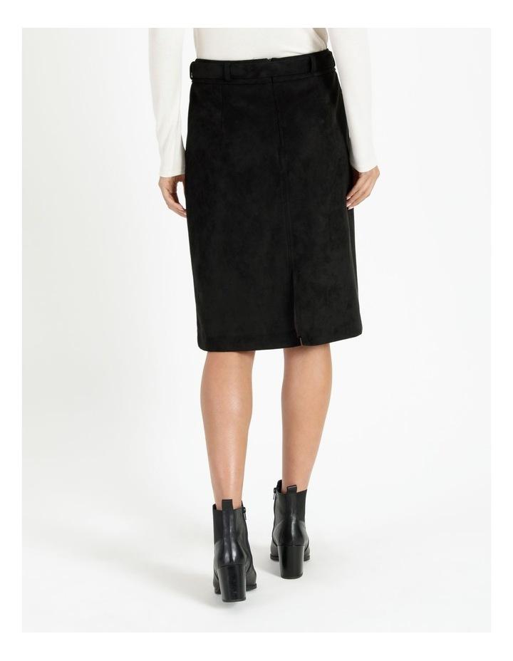 Suedette Skirt image 3