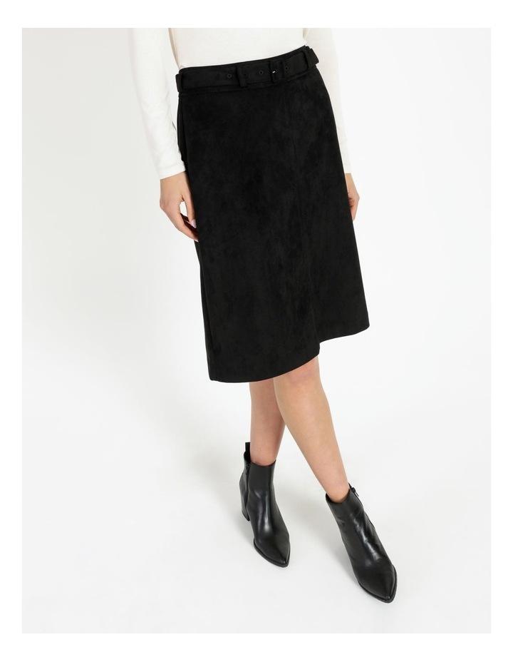 Suedette Skirt image 4