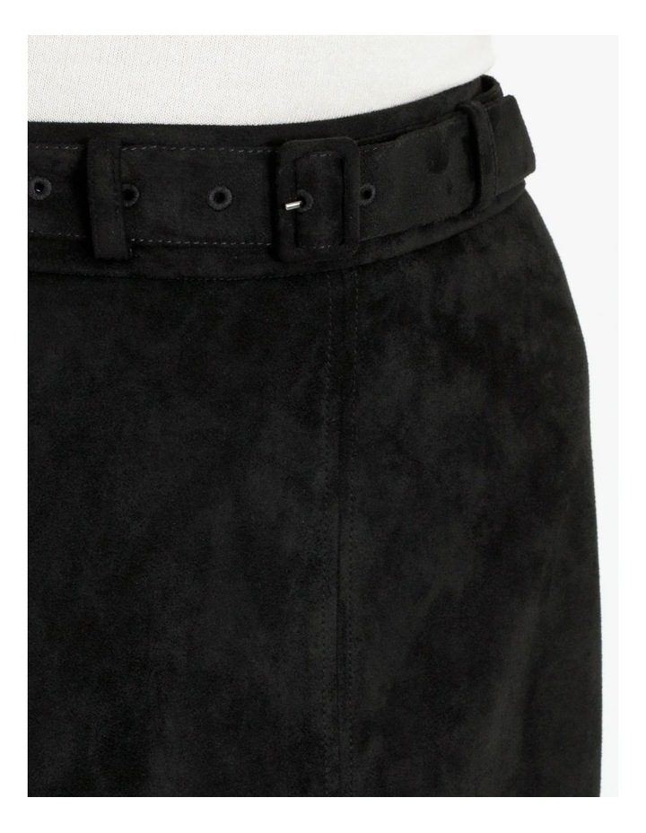 Suedette Skirt image 5