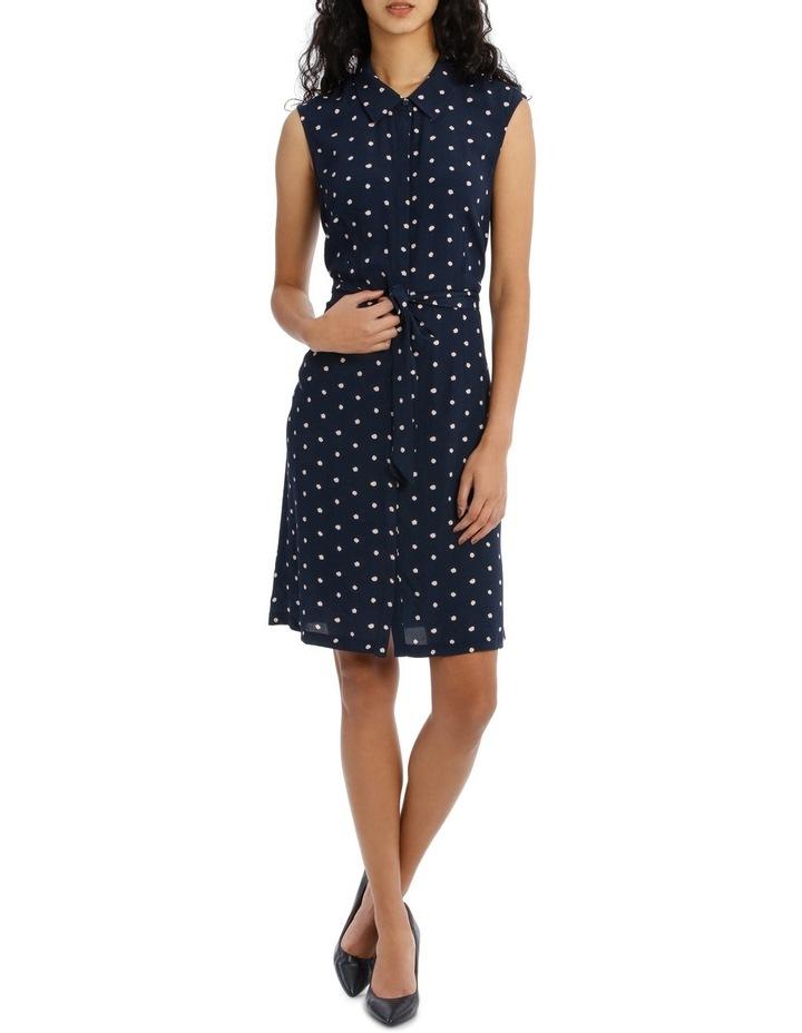 Soft Shirt Dress Print image 1