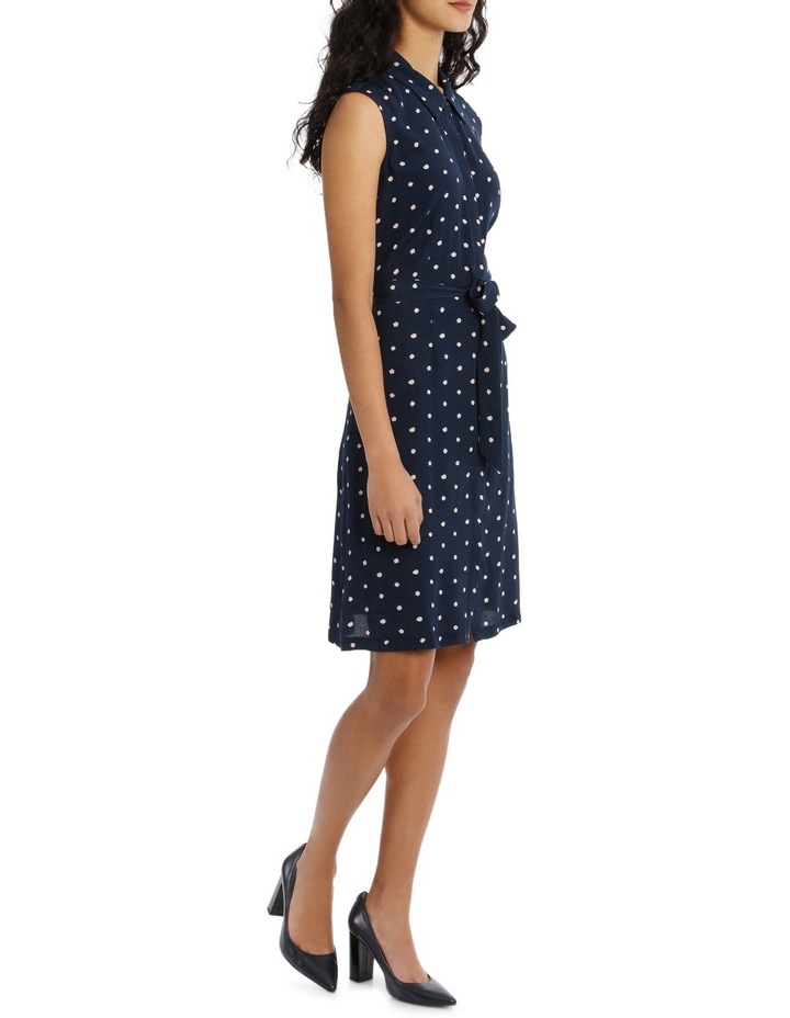 Soft Shirt Dress Print image 2