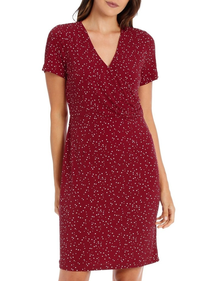 Mss Rouched Jersey Dress image 1