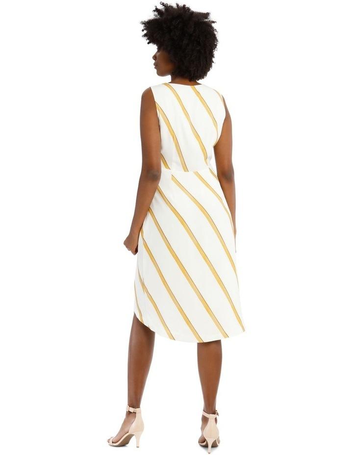 Sleeveless Wrap-Tie Dress image 3
