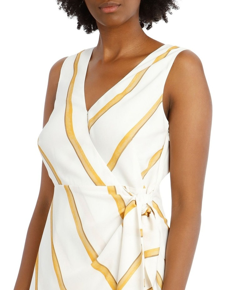 Sleeveless Wrap-Tie Dress image 4