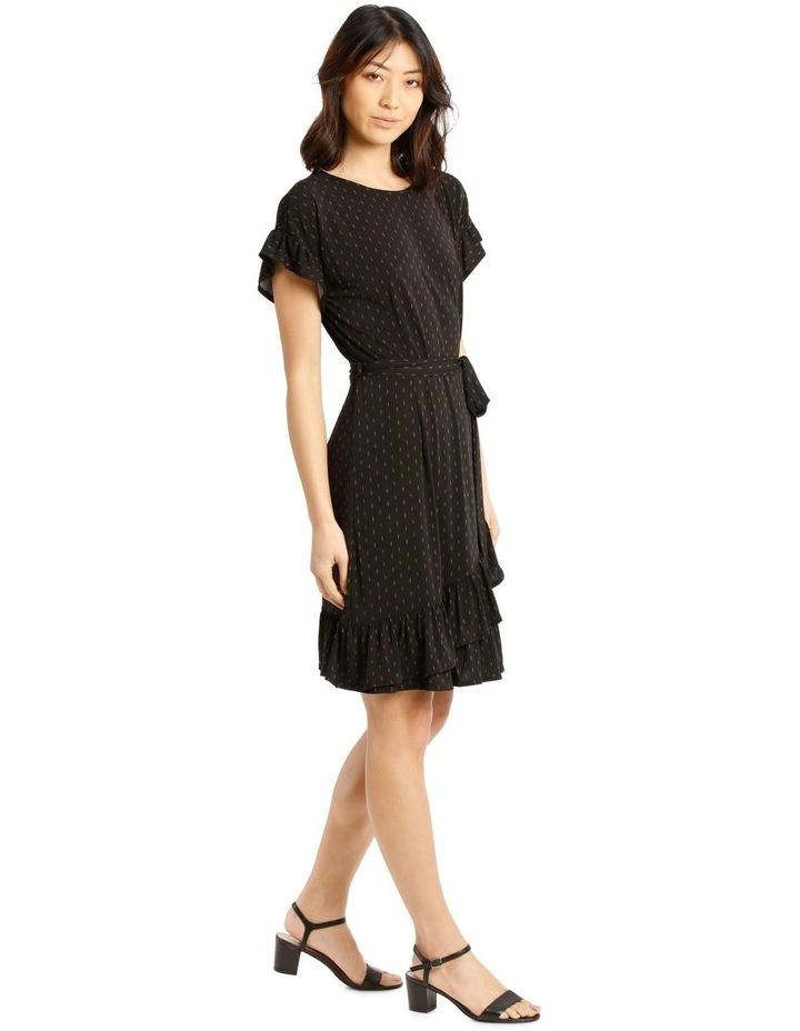 Jersey Ruffle Dress image 2