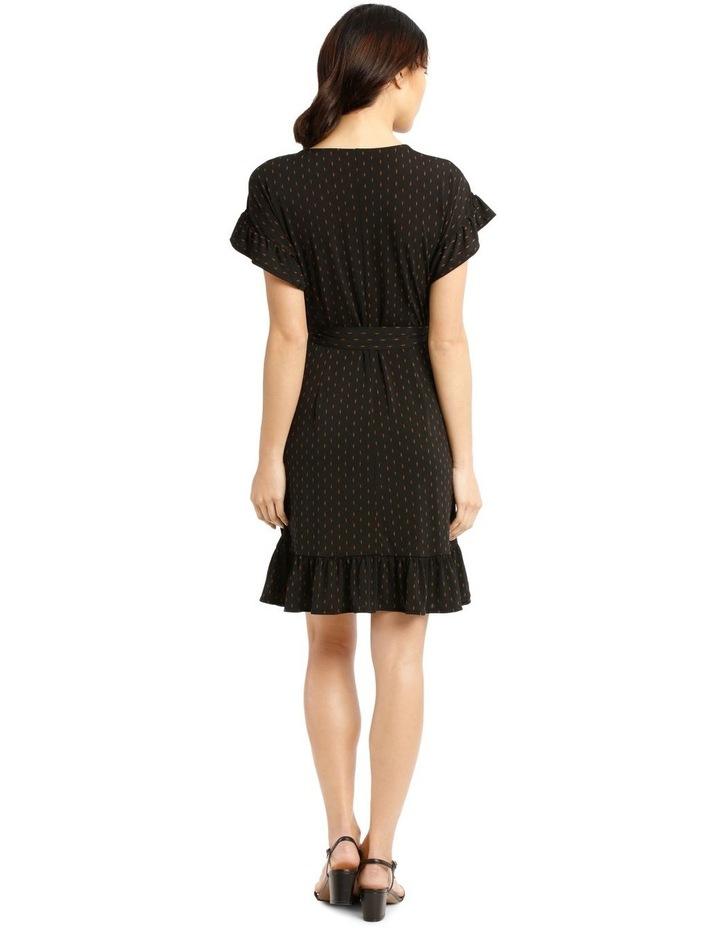 Jersey Ruffle Dress image 3