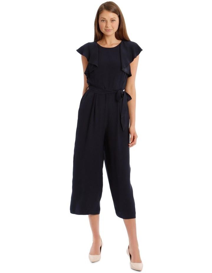 Frill Sleeve Jumpsuit image 1