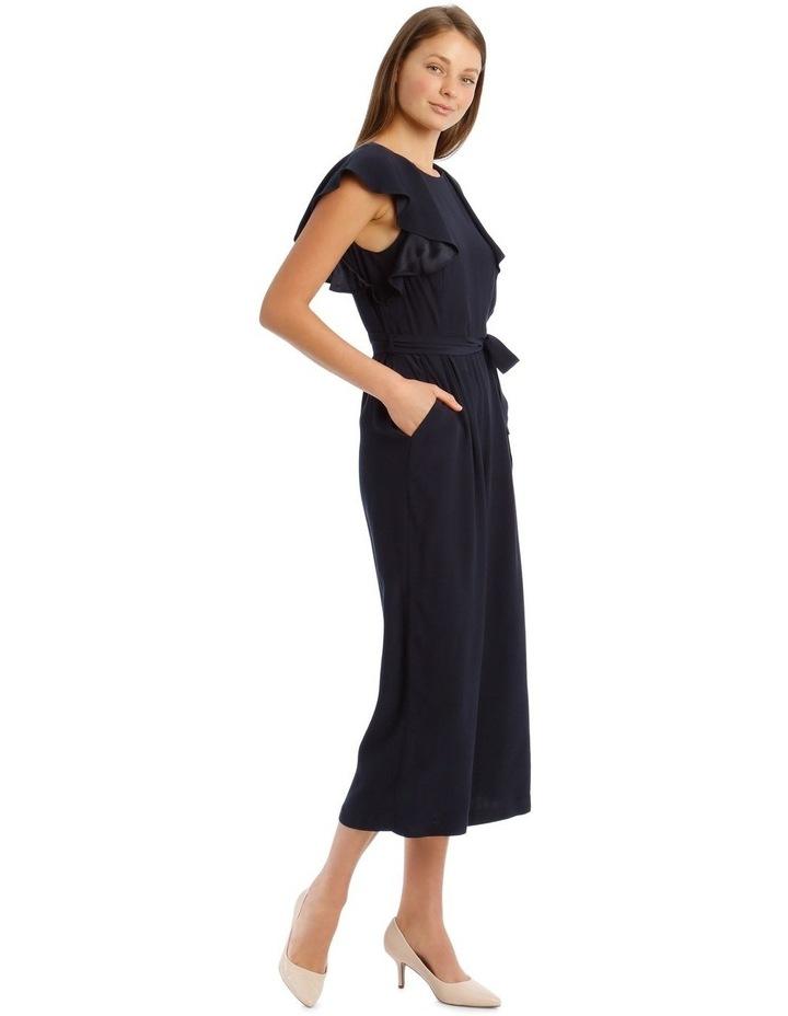 Frill Sleeve Jumpsuit image 2