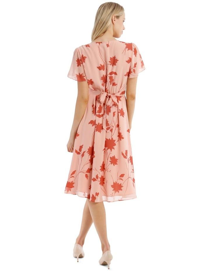 Button Through Tea Dress image 3