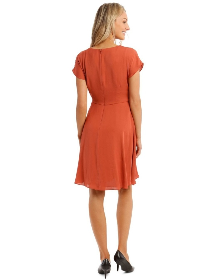 Tie Front Soft Dress image 3