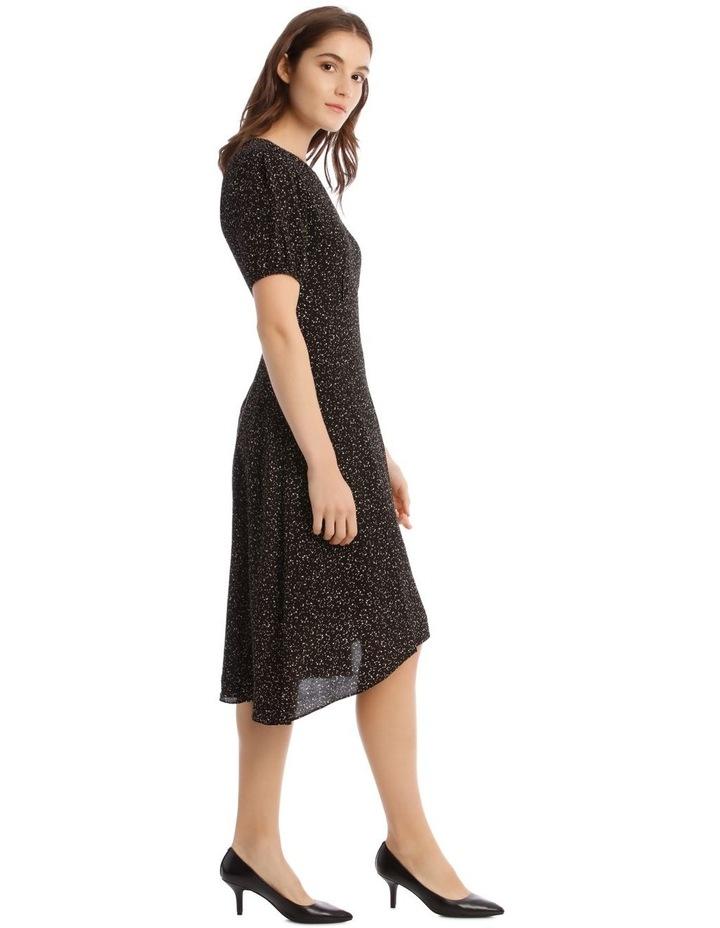 Trailing Floral Midi Dress image 2