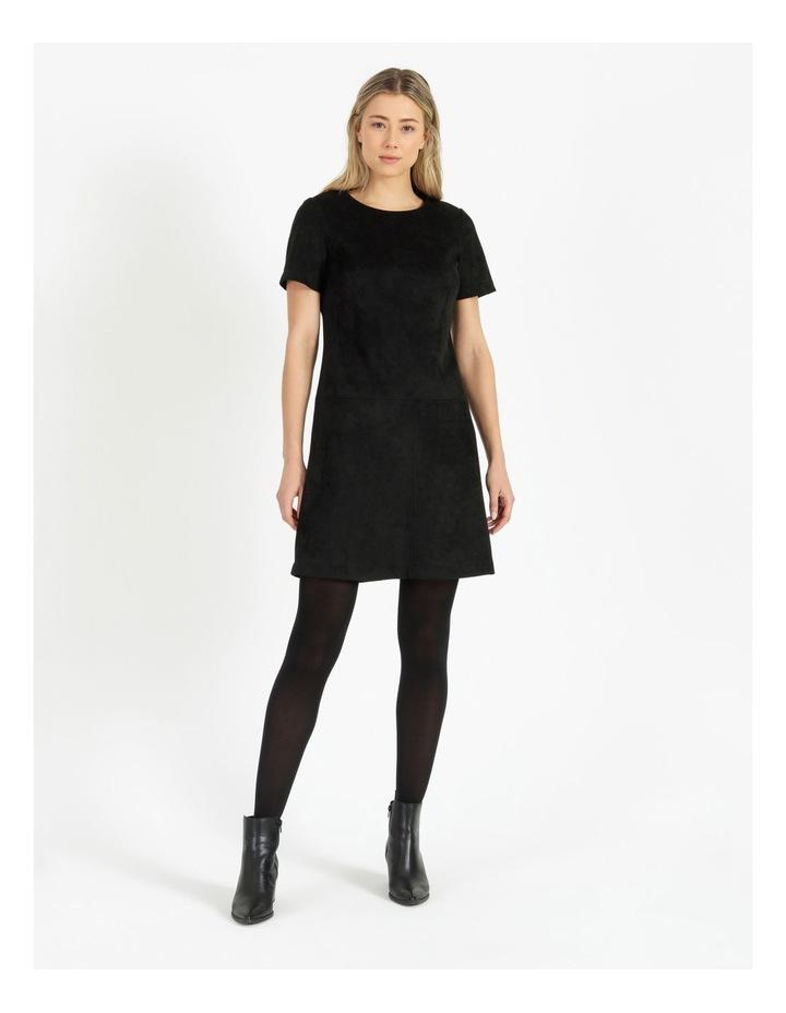 Suedette Dress image 1