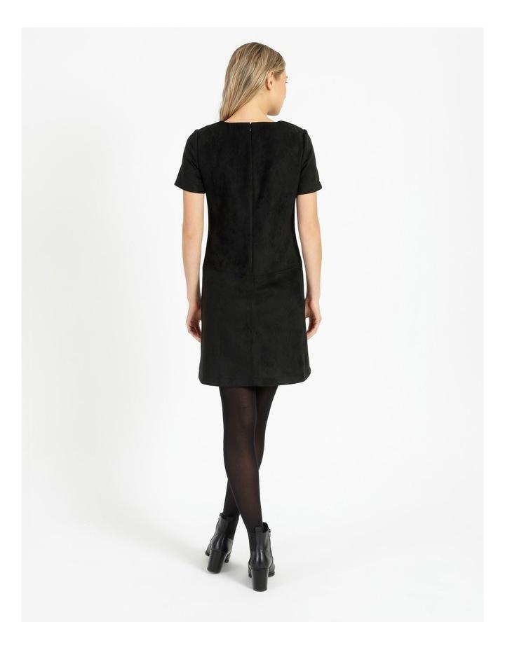 Suedette Dress image 3