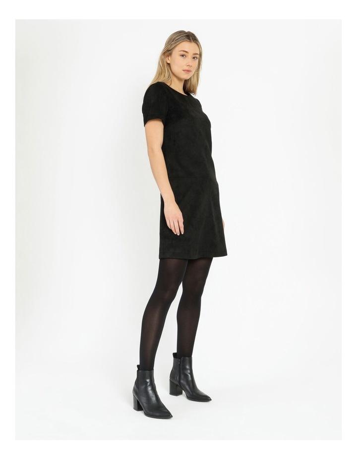 Suedette Dress image 4