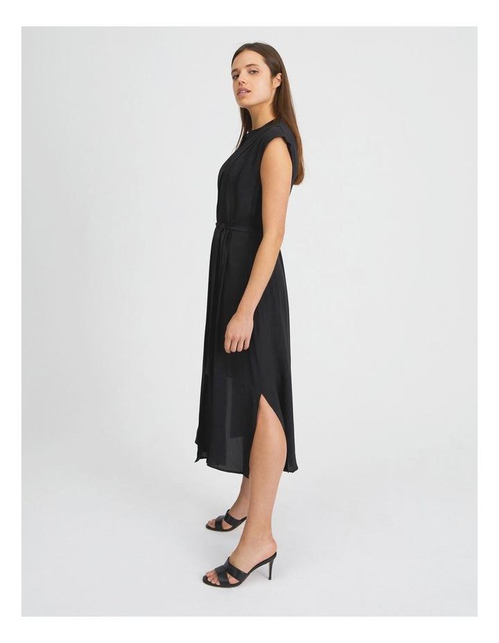Pleated Midi Dress image 2