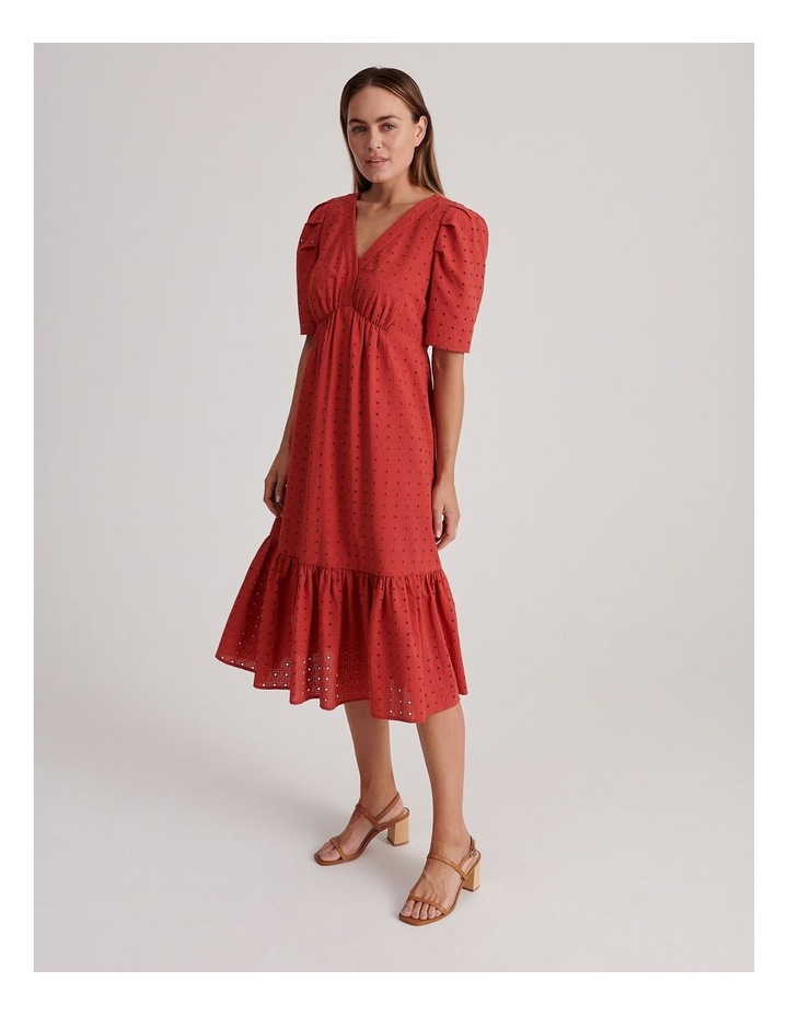 Cotton Broderie Dress image 2