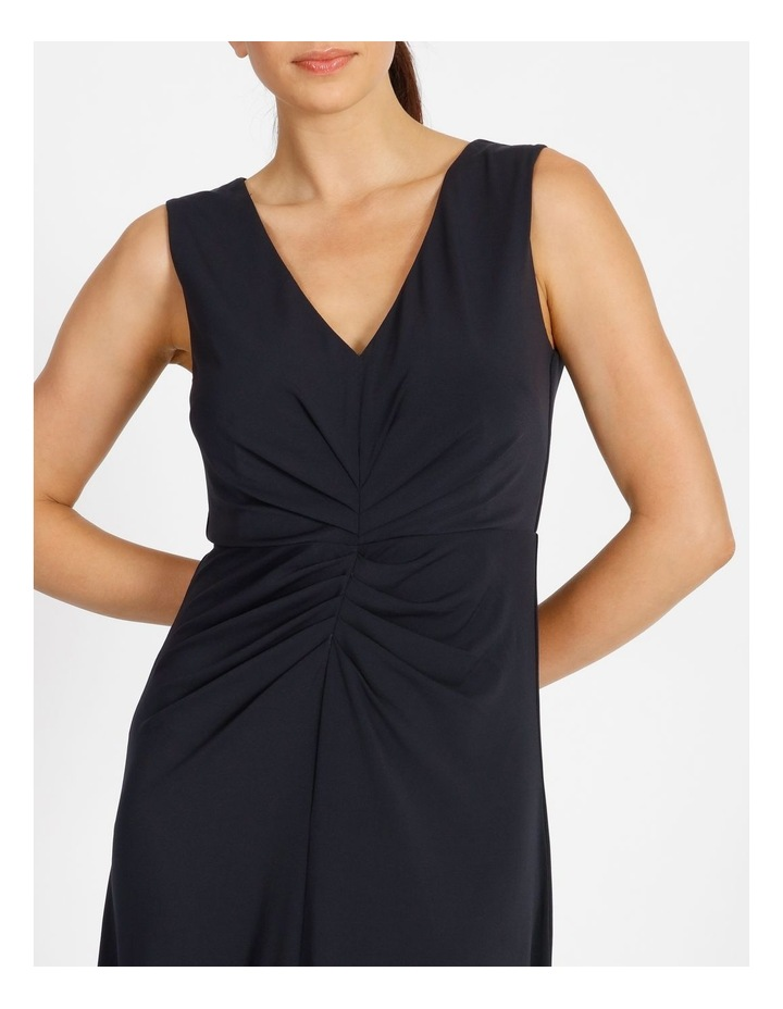 Tuck Front Jersey Dress image 4