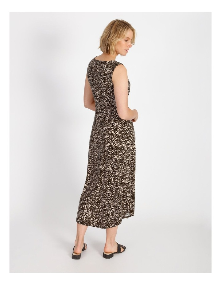 Tuck Front Jersey Dress image 3