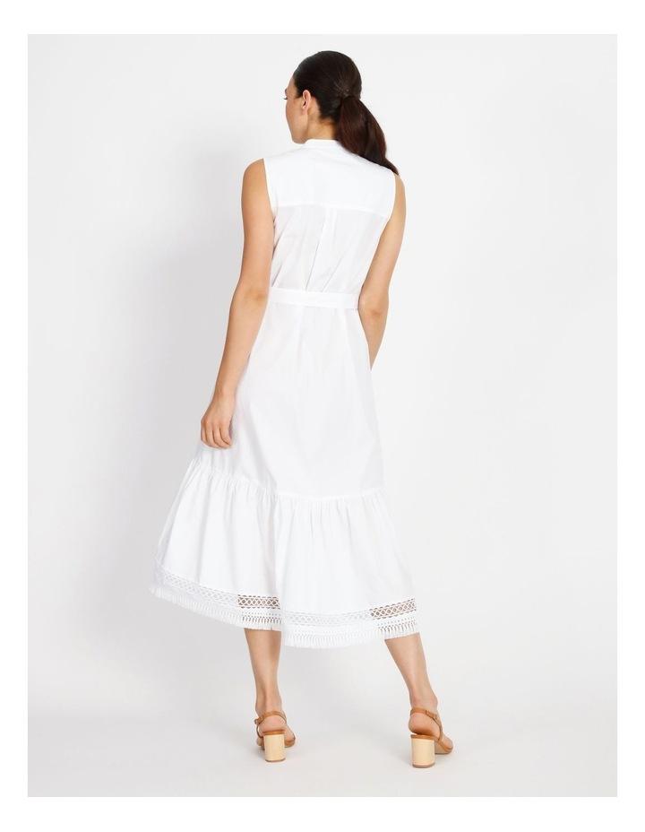 Hi Lo Cotton Trim Dress image 4