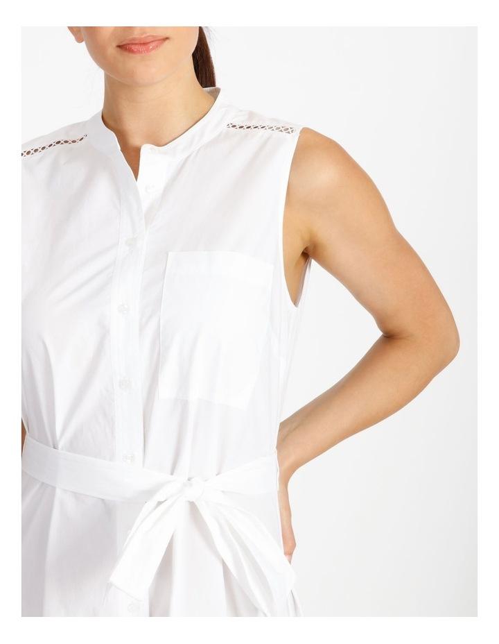Hi Lo Cotton Trim Dress image 5