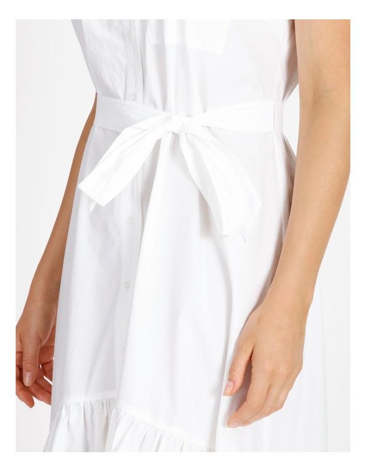 Hi Lo Cotton Trim Dress image 6