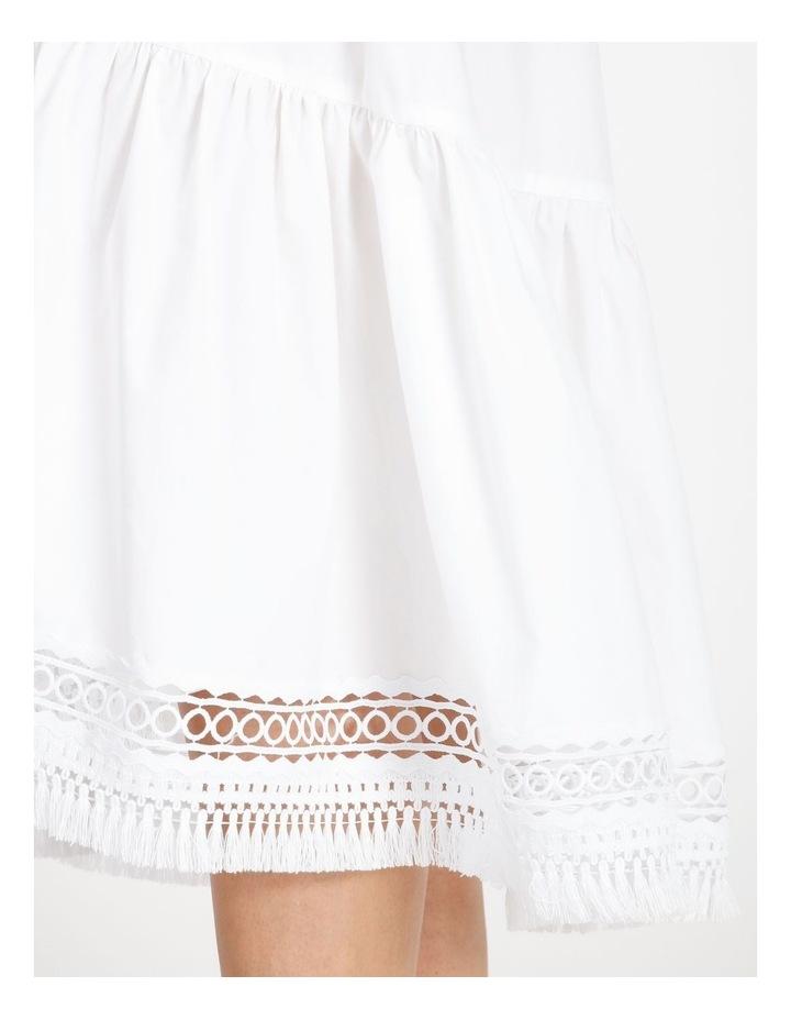 Hi Lo Cotton Trim Dress image 7