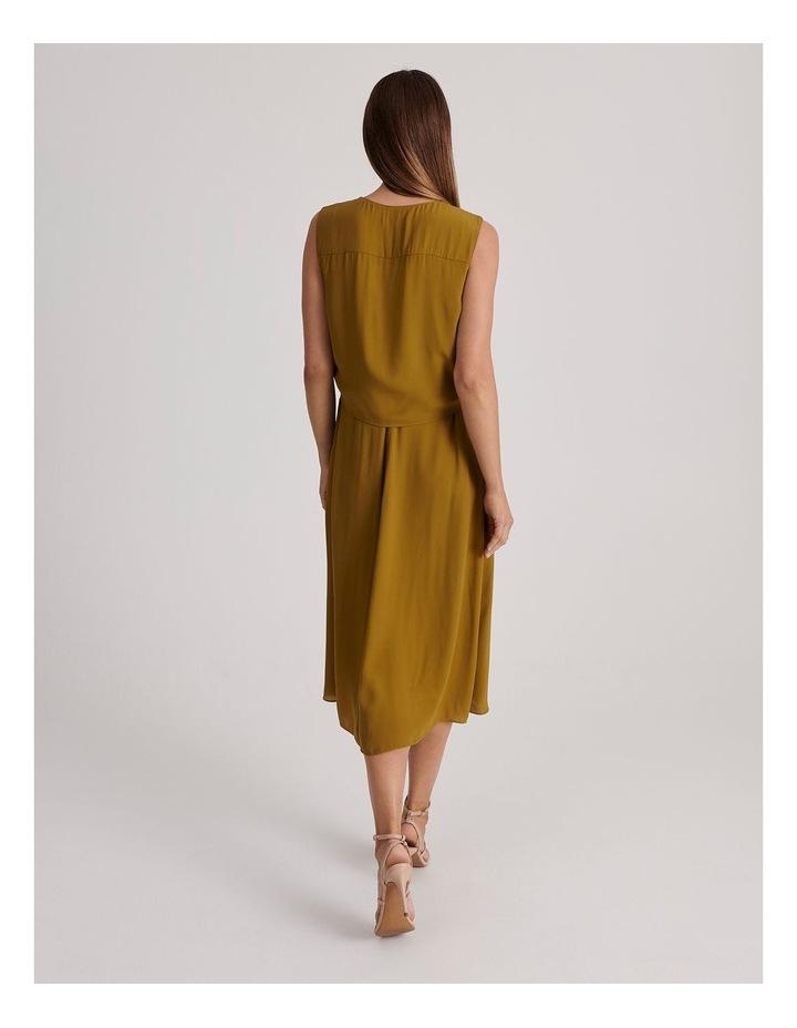 Tie Front Dress image 3