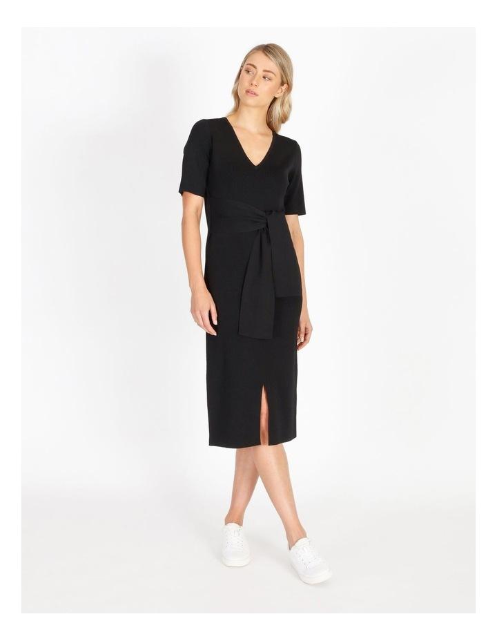 Short Sleeve Milano Dress image 1