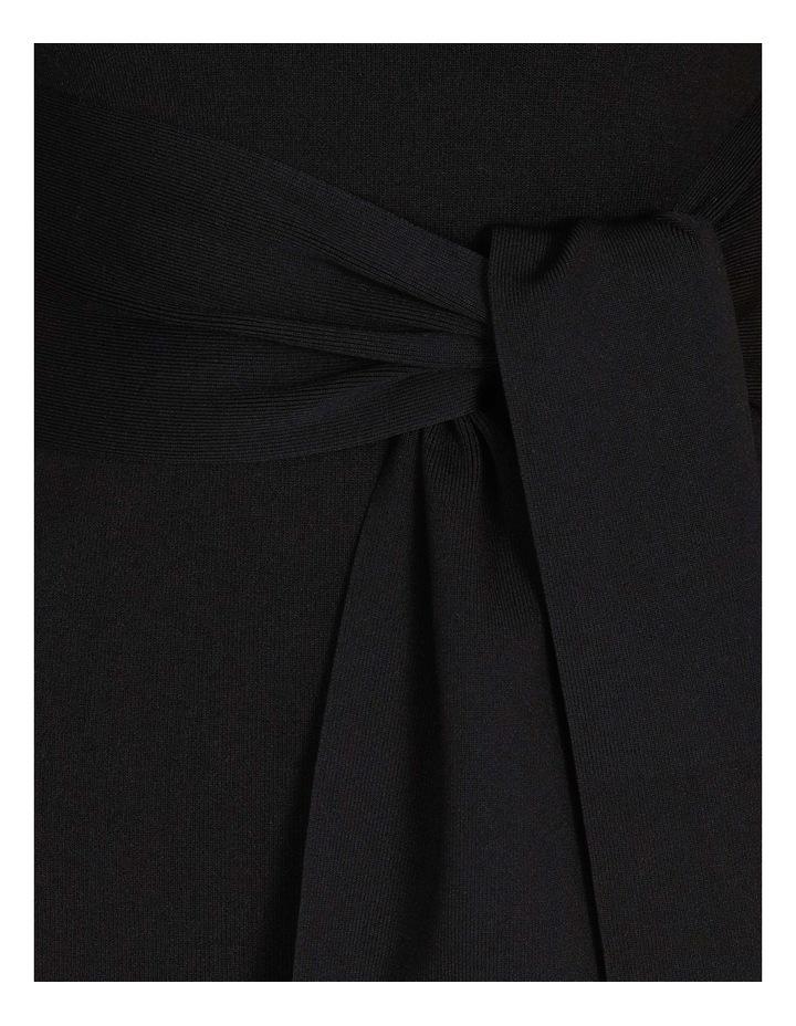 Short Sleeve Milano Dress image 5