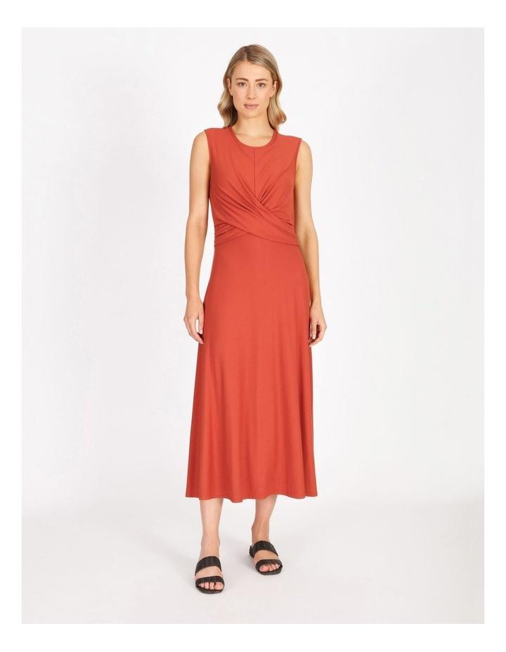 Jersey Twist Dress image 1
