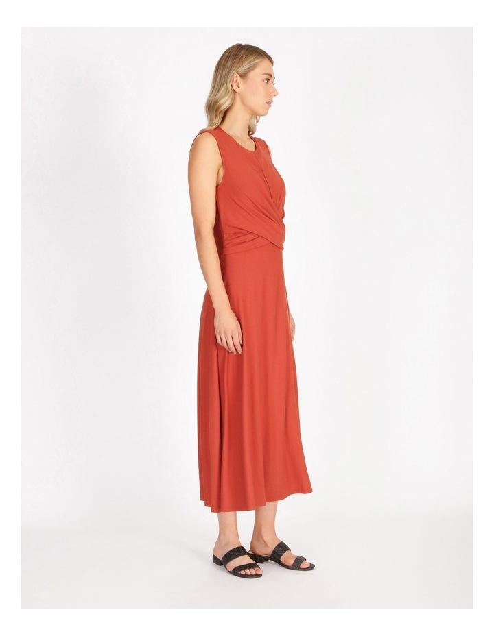 Jersey Twist Dress image 2