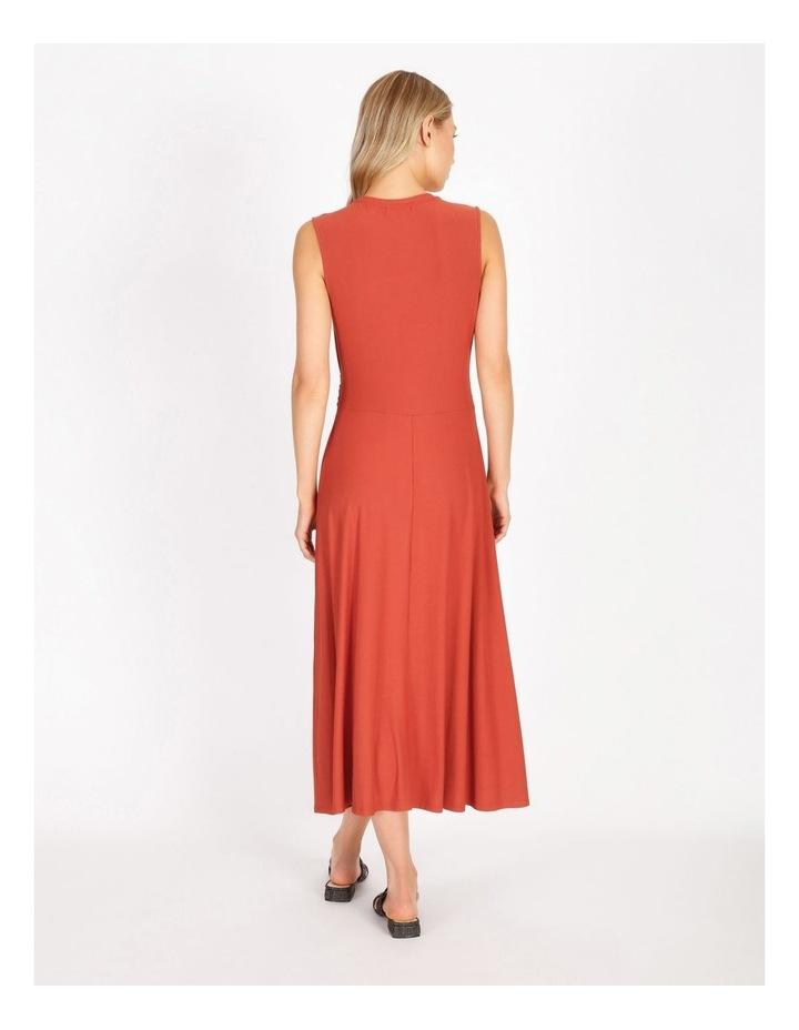 Jersey Twist Dress image 3
