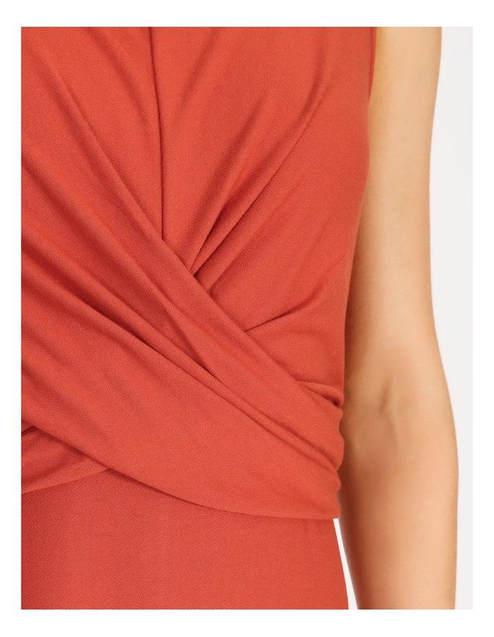 Jersey Twist Dress image 4