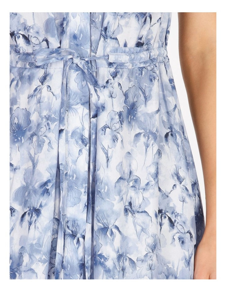 Self Tie Button Through Dress image 4