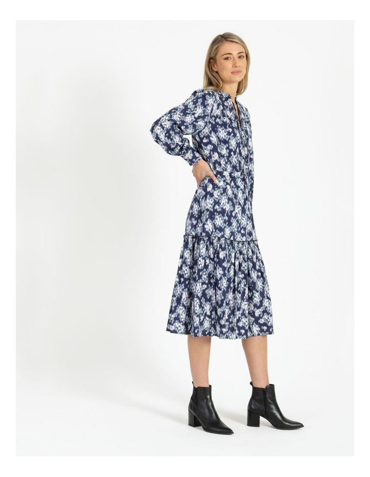 Tiered Belted Dress image 2