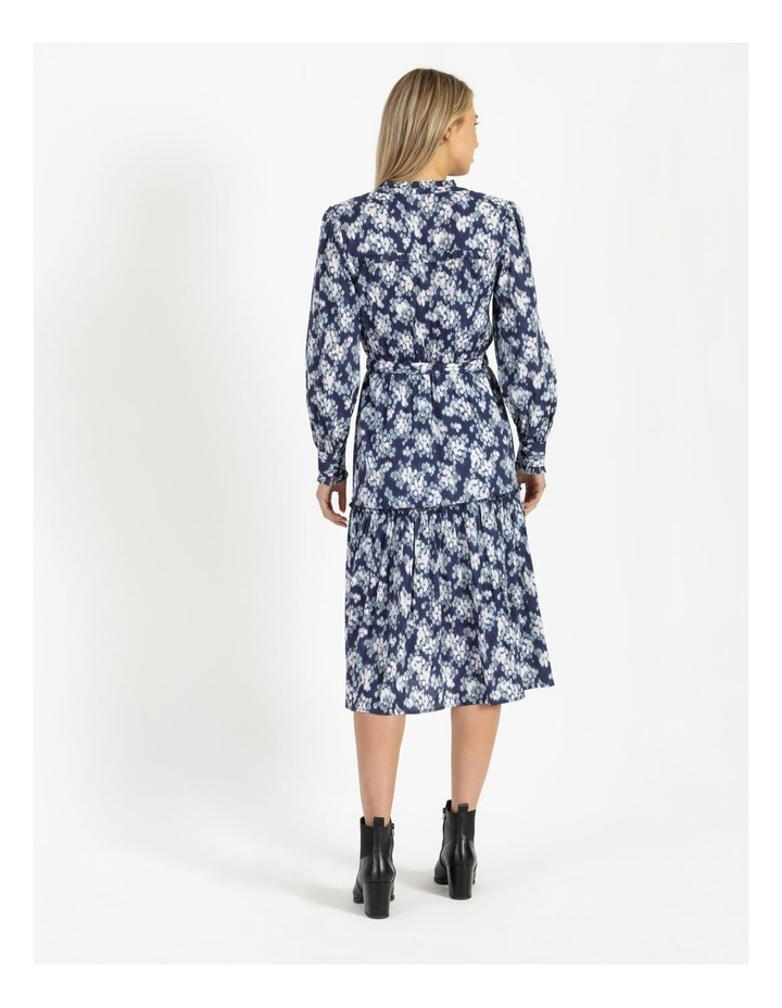 Tiered Belted Dress image 3