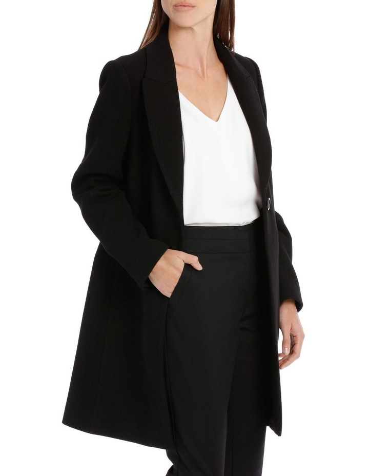 Single-Button Coat image 2