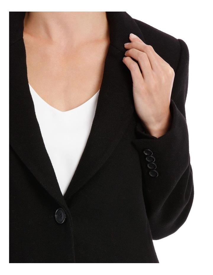 Single-Button Coat image 4